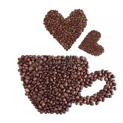 Свежеобжаренный кофе